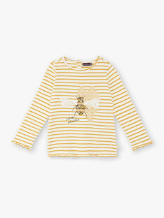 T-shirt long sleeves child girl ZERUCHETTE / 21E2PF91TML001