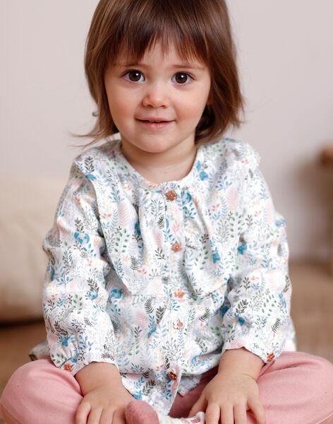 Baby girl blouse ZABELLE / 21E1BF71CHE009
