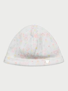 Off white Newborn cap RYALICIA / 19E0AF11BNA001