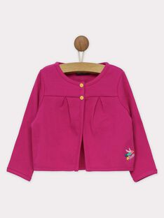 Pink Cardigan RAVALI / 19E1BFQ1CARD302