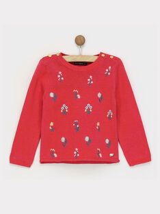 Pink Pullover RADIKETTE / 19E2PF61PULD301