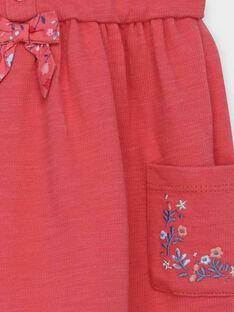 Old rose Dress RABETTY / 19E1BF21ROB303