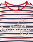 T-shirt short sleeves child girl ZOBABETTE / 21E2PFB2TMC632
