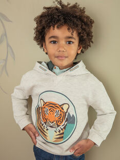 Sweat shirt child boy ZAGE / 21E3PG71SWE009