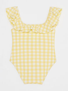 Yellow SWIMSUIT TIDUETTE / 20E4PFI1D4K010