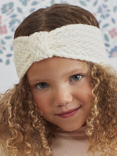 Girl's knotted headband BLOZIZETTE / 21H4PFE1BAN001