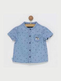 Blue denim Shirt RAGUSTAVE / 19E1BGD1CHM704