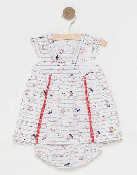 Off white Dress TATIPHENE / 20E1BFW1ROB001