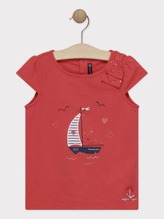 Red T-shirt TUIZETTE / 20E2PFW2TMCF503