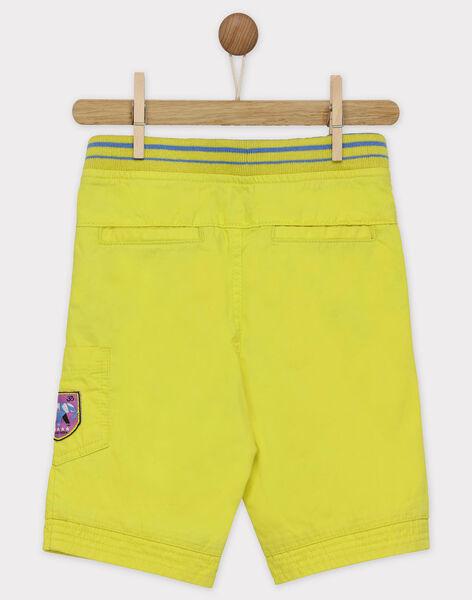 Yellow Bermuda ROPIAGE / 19E3PGM1BER116
