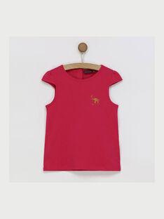 Fushia T-shirt RUFAPETTE 3 / 19E2PFM3TMC304
