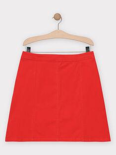 Red Skirt TUFIEF / 20E2FFH1JUP050
