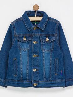 Blue denim Jacket NAVESTAGE / 18E3PGI2BLO704