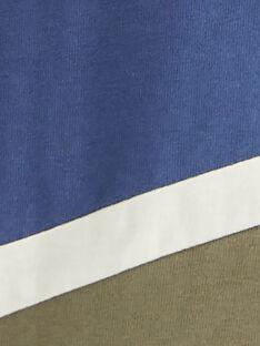 Sky blue POLO SHIRT VEJALAGE / 20H3PGL1POLC201