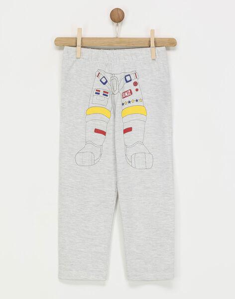 Heather grey Pajamas REBOTAGE / 19E5PG75PYJ943