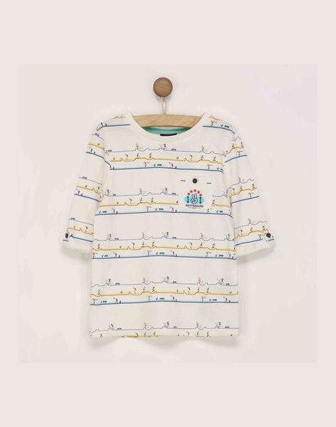 Off white T-shirt REDOUAGE / 19E3PGC1TML001