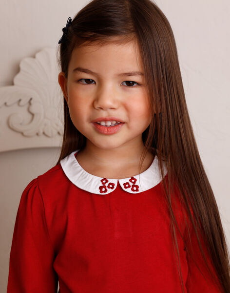 T-shirt child girl ZLIMETTE 5 / 21E2PFK8TML719