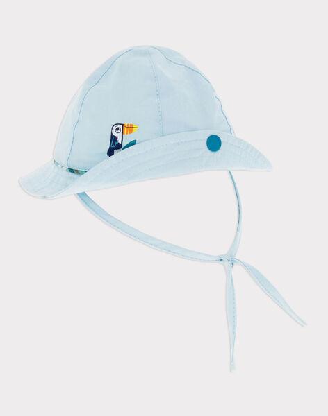 Pale turquoise Hat RAWILFRID / 19E4BGQ1CHA203