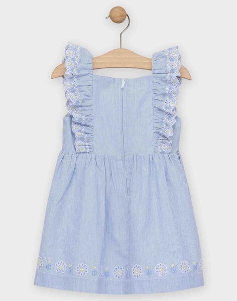 Navy Dress TOIDOETTE / 20E2PFO1ROBC204