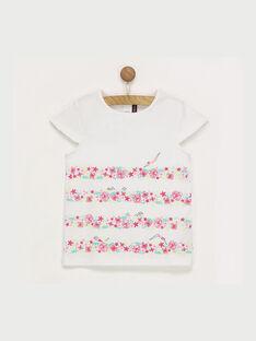 Off white T-shirt RUILOZETTE / 19E2PFP1TMC001