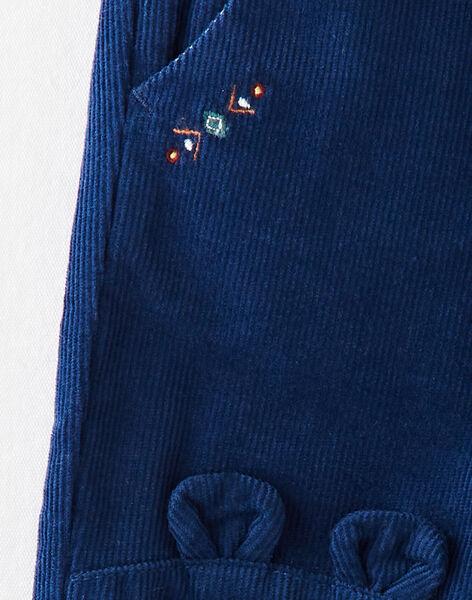 Blue PANTS VANATHAN / 20H1BGU2PAN702