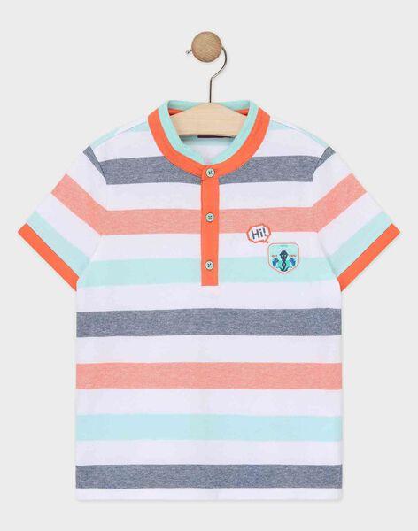 Off white Polo shirt TINANAGE / 20E3PGP1POL001