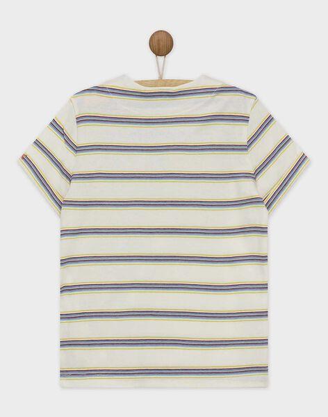 off white T-shirt ROTROAGE / 19E3PGM2TMC632