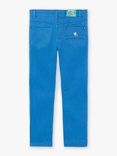Blue pants ZABASAGE / 21E3PGJ1PANC206