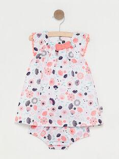 Off white Dress TAQAMILLE / 20E1BFP1ROB001