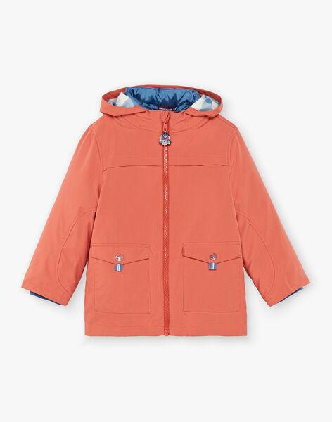 2 in 1 Rust Raincoat ZAZILOAGE / 21E3PGM1IMP506