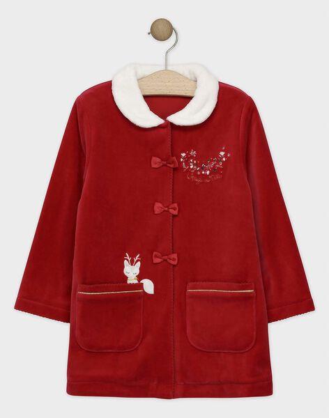 Red Night gown SOBICHETTE / 19H5PFQ1RDC511