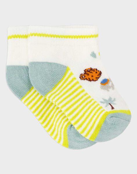 off white Low socks RASTEPH / 19E4BGM2SOB632