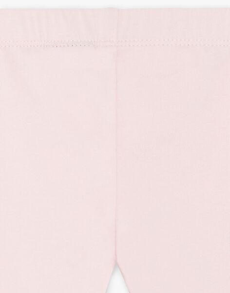 Light pink jersey boxer shorts ZAANGE / 21E4BFJ2CAL301