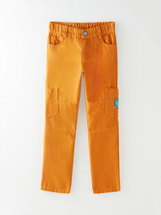 Yellow PANTS VEPAGE / 20H3PGR1PANB101