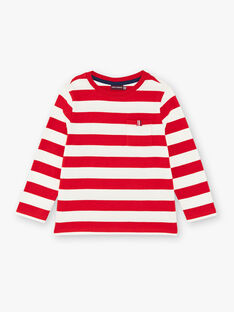 T-shirt child boy ZAXOUAGE2 / 21E3PGK6TML001