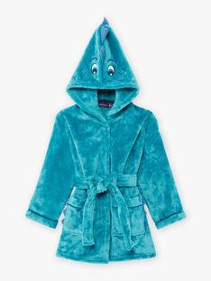 Boy's dragon print robe BIROBAGE / 21H5PG71RDC600