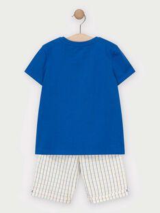 Medium blue Pajamas TEDINAGE / 20E5PGE3PYJ208