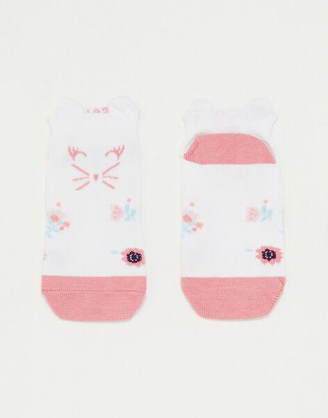 Off white Low socks TAYKETTE / 20E4PFP1SOB001