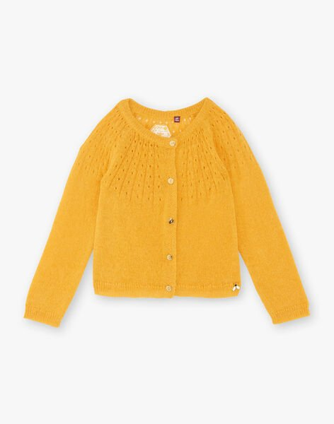 Cardigan child girl ZECAMETTE / 21E2PF91CARB114