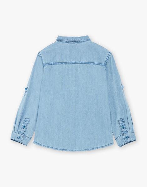Denim shirt with pockets ZABONAGE / 21E3PGJ1CHM721