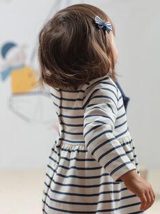 Baby girl's sailor dress and legging set BAKAMILLE / 21H1BFL1ENS001