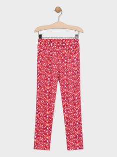 Red PANTS TAEFIETTE 2 / 20E2PFM2PANF510