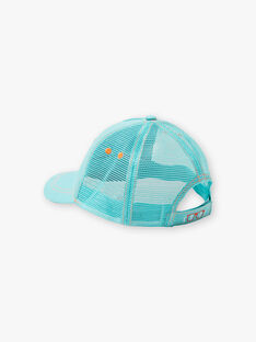 Turquoise HAT ZOCAPAGE / 21E4PGU1CHA202