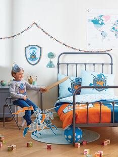 Water blue Sheet / Bed Set ROCHEVALTC / 19EZENX2PLC213