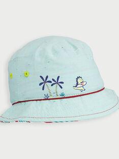 Turquoise Hat NAZELAPO / 18E4BGS1CHA202