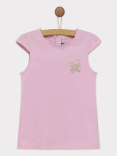 Mauve T-shirt RUFAPETTE 5 / 19E2PFQ1TMC328