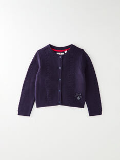 Navy CARDIGAN VUCOUETTE / 20H2PFM1CAR705