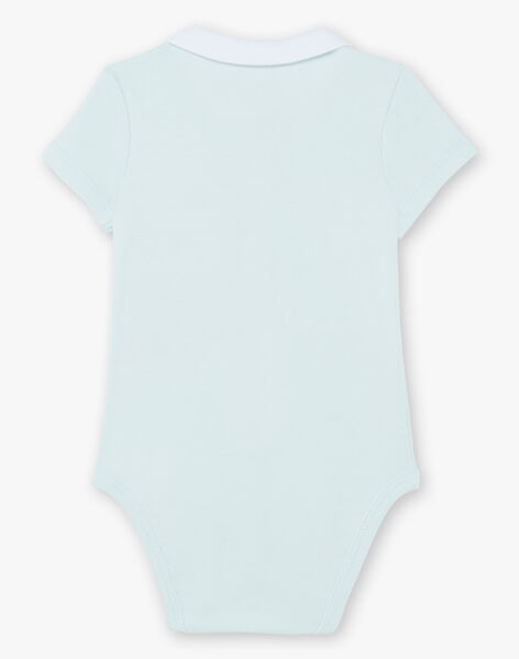 Baby boy water green bodysuit ZOJEAN / 21E0CGY1BOD203