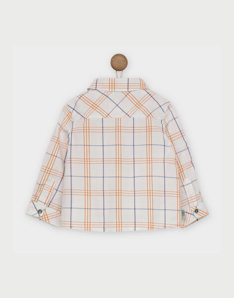 Off white Shirt RAADEL / 19E1BG21CHM001