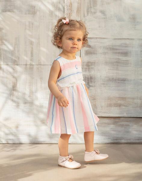 Off white DRESS ZAPHOEBE / 21E1BFT1ROB001